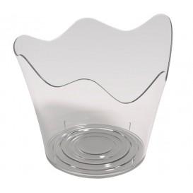 Tigela Degustação Rain Transparente 90 ml (25 Uds)