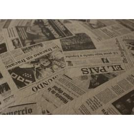 """Toalha Papel Cortado Mesa 1x1m """"Kraft Imprensa"""" 37g (400 Uds)"""