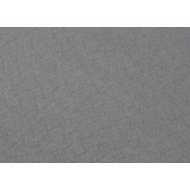Toalha Papel Cortado Mesa Cinza 1x1 Metro 40g (400 Uds)