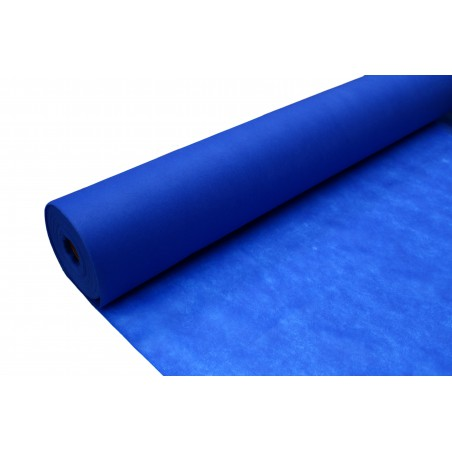 Toalha em Rolo Não Tecido Azul Royal 1,2x50m 50g (1 Ud)