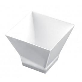 Copo Degustação Pagoda Branco 65ml (25 Unidades)