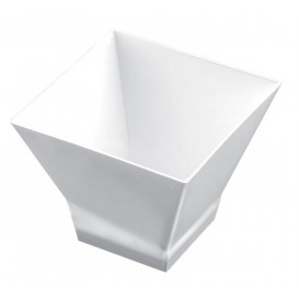 Copo Degustação Pagoda Branco 90 ml (25 Uds)