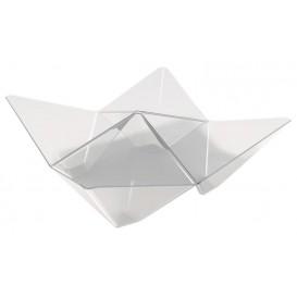 Copo Degustação Origami PS Trasparente 103x103mm (500 Uds)