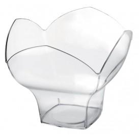 Tigela Degustação Plastico Spring Desseet Transparente 100 ml (25 Unidades)
