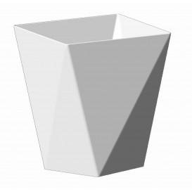 Copo Degustação Diamond branco100 ml (25 Uds)