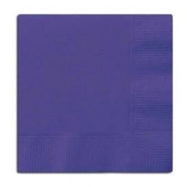 Guardanapos Papel Cocktail Azul 20x20cm (6.000 Uds)