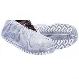 Cobre Sapatos em TST Antiderrapagem Branco (1000 Uds)