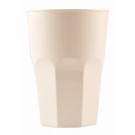 Copo Plastico para Coctel Branco PP Ø84mm 350ml (20 Uds)