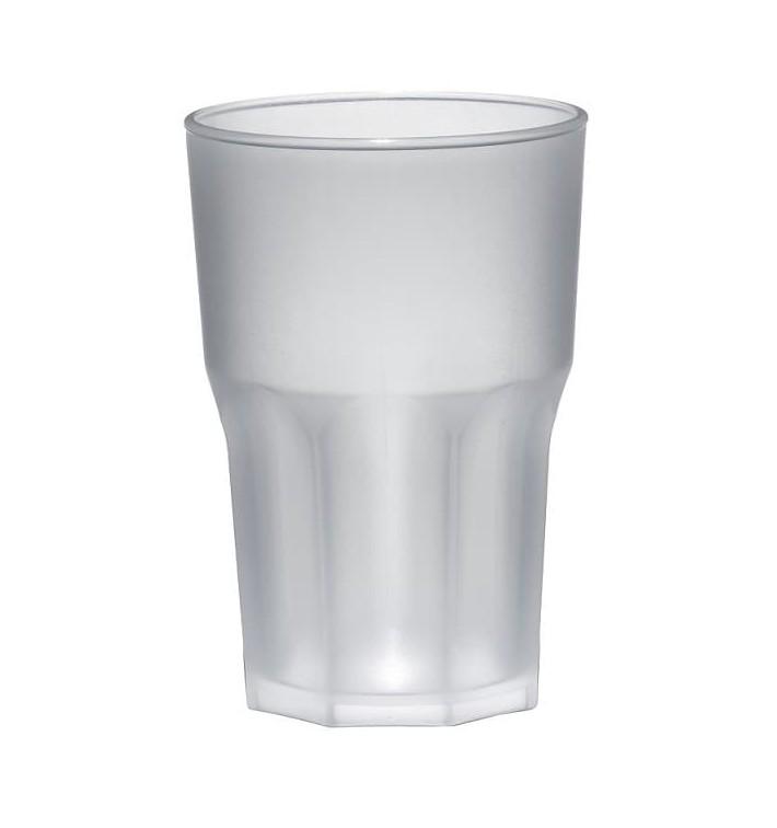 Copo Plastico Transparente PP Ø85mm 400ml (5 Uds)