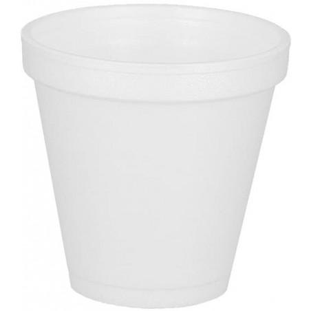 Copo Termico Foam EPS 6Oz/180ml Ø7,4cm (1000 Unidades)