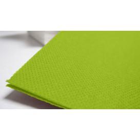 Guardanapos de Papel 40x40cm Verde Lima (50 Uds)