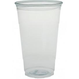 Copo Plastico PET Cristal Solo® 24Oz/710ml Ø9,8cm (600 Uds)