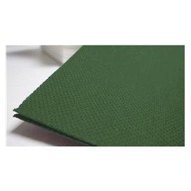 Guardanapos de Papel 40x40cm Verde Escuro (50 Uds)