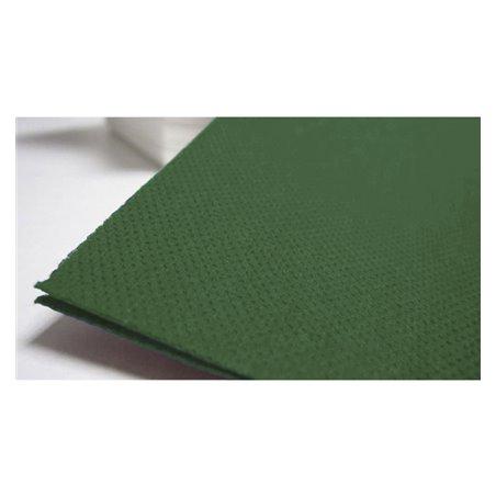 Servilleta 40x40 de Papel Verde (Paquetes de 50 unidades)
