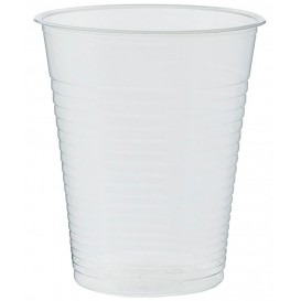 Copo de Plastico Transparente PS 200 ml (50 Unidades)