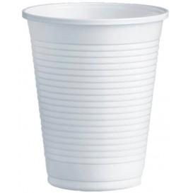 Copo de Plastico PS Branco 200ml Ø7,0cm (3000 Unidades)