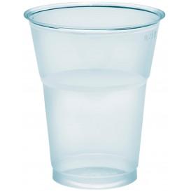 """Copo Plastico """"Diamant""""  PS cristal 300ml Ø8cm (50 Uds)"""