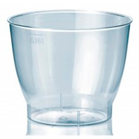 Copo Plastico Cristal Cool Cup PS 160ml (25 Uds)