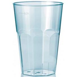 "Copo ""Deco"" Transparente PS 300 ml (450 Uds)"