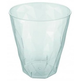 "Copo ""Ice""PS Transparente Cristal 340ml (20 Uds)"