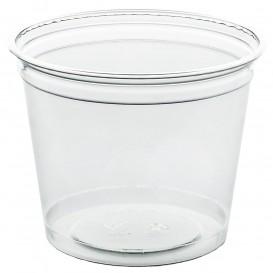 Copo Rígido de PET 215 ml Ø8,1cm (50 Unidades)