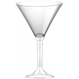 Copo PS Flute Cocktail Transparente 185ml 2P (200 Uds)