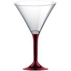 Copo PS Flute Cocktail Bordeaux 185ml 2P (200 Uds)