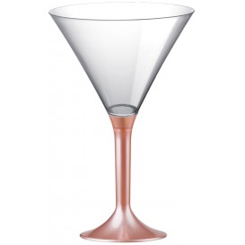 Copo PS Flute Cocktail Pêssego Perlé 185ml 2P (200 Uds)