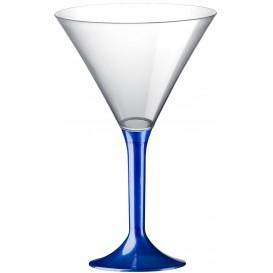 Copo PS Flute Cocktail Azul Perlé 185ml 2P (20 Uds)
