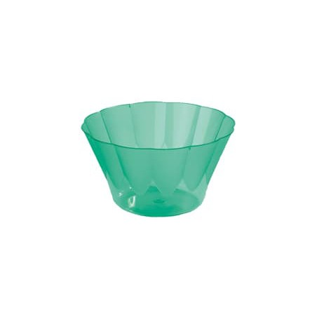 Copo Plastico Royal PS 300ml Verde (560 Unidades)