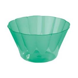 Copo Plastico Royal PS 300ml Verde (35 Unidades)
