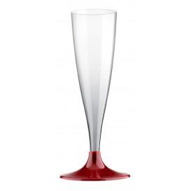 Copo PS Flute Champanhe Bordeaux 140ml (20 Uds)