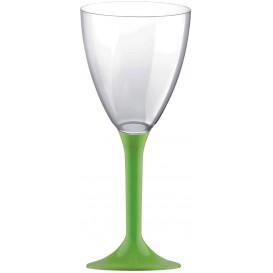 Copo PS Flute Vinho Verde Limão 180ml 2P (20 Uds)