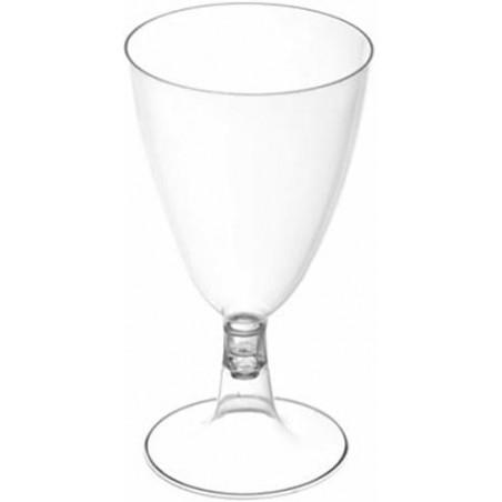 Vaso de Cartón Blanco 200 ml + TAPA  (100+100uds)