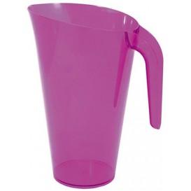 Jarro de Plástico Berinjela 1500 ml (20 Uds)