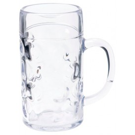 Caneja Reutilizáveis Cerveja SAN Ø105mm 1000ml (1 Ud)