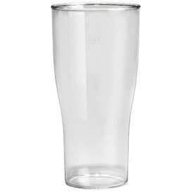 Copo Reutilizáveis Cerveja SAN Ø80mm 400ml (5 Uds)