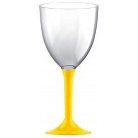 Copo PS Flute Vinho Amarelo 300ml (20 Uds)