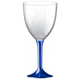 Copo PS Flute Vinho Azul Perlé 300ml 2P (200 Uds)
