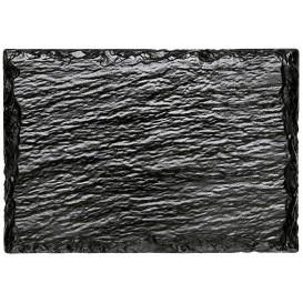Bandeja de Plastico em Ardósia 130x90 mm (240 Unidades)