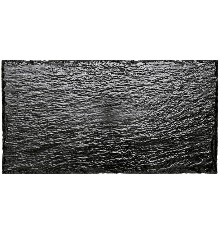Bandeja de Plastico em Ardósia 300x158 mm (100 Unidades)