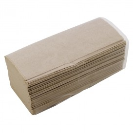 Toalha Papel Seca Mãos Tissue Eco 2 Folhas Z (190 Uds)