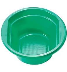 Tigela de Plastico PS Verde 250ml Ø12cm (660 Unidades)