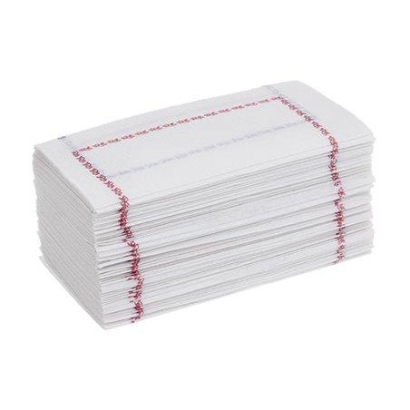 Toalhas de Papel ZIGZAG Azul (250 Unidades)