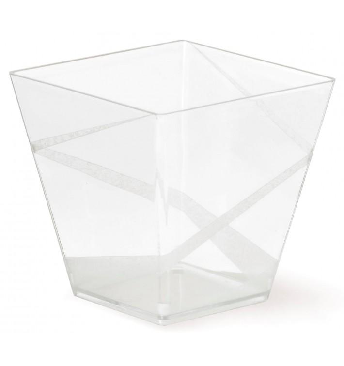 """Copo Degustação"""" Decó"""" Transparente 200ml (40 Uds)"""
