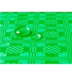 Toalha Papel Plastificado Rolo Verde 5x1,2m (1 Ud)