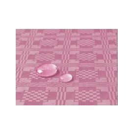 Toalha Papel Plastificado Rolo Rosa 5x1,2m (10 Uds)