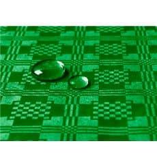 Toalha Papel Plastificado Rolo Verde Escuro 5x1,2m (1 Ud)