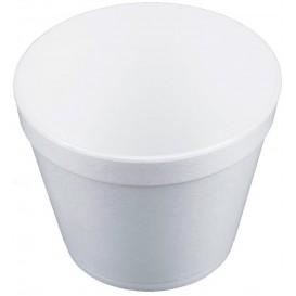 Taça Isopor Branca 24OZ/710ml Ø12,7cm (500 Unidades)