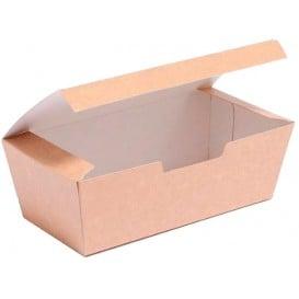 Caixa Take Away Kraft 16,5x7,5x6cm (25 Uds)